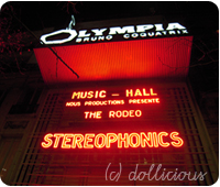 stereophonics olympia 2010