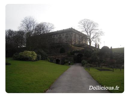 chateau de nottingham